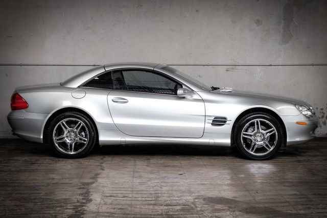 2004 Mercedes-Benz SL500 in Addison, TX 75001