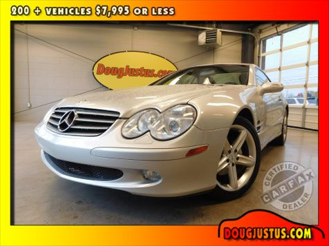 2004 Mercedes-Benz SL500 500 in Airport Motor Mile ( Metro Knoxville ), TN