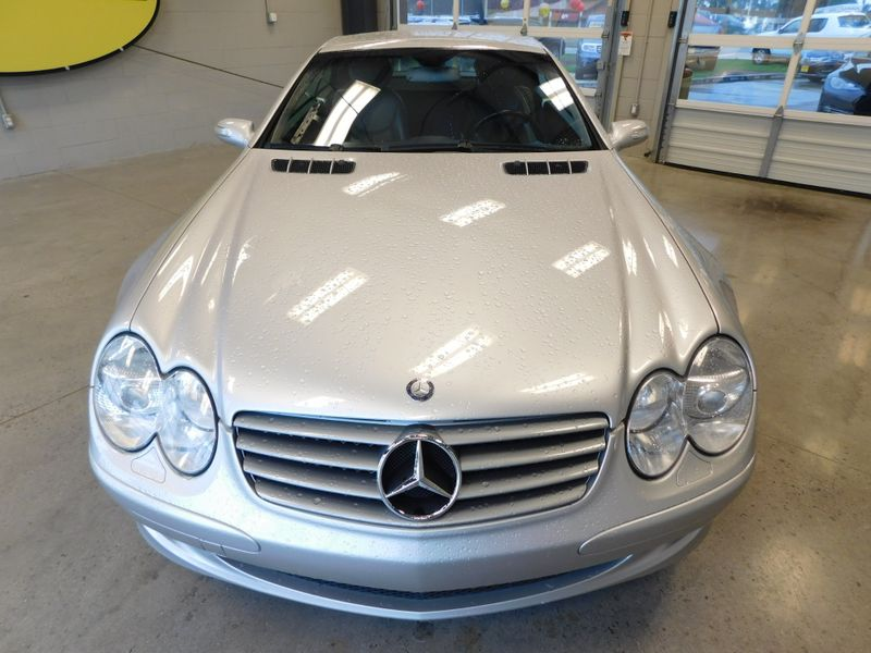2004 Mercedes-Benz SL500 500  city TN  Doug Justus Auto Center Inc  in Airport Motor Mile ( Metro Knoxville ), TN