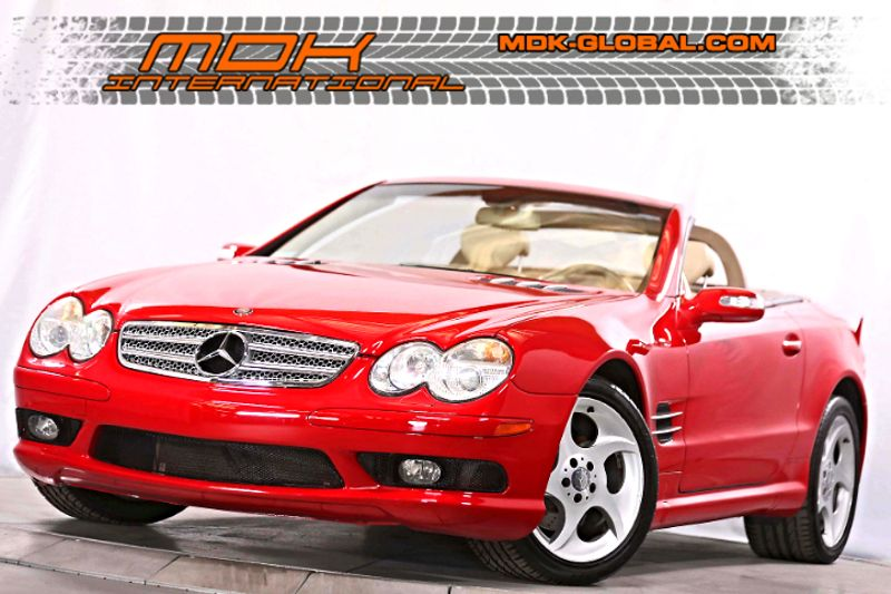 2004 Mercedes-Benz SL500 - AMG SPORT - ONLY 61K miles  city California  MDK International  in Los Angeles, California