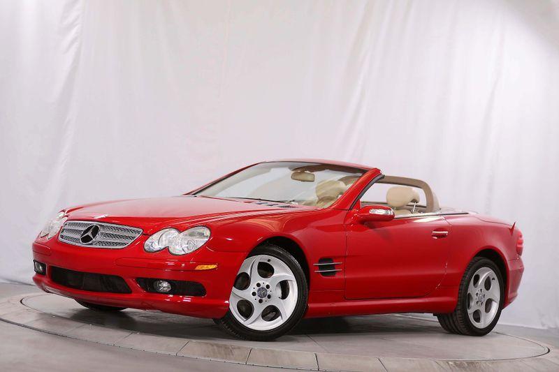 2004 Mercedes-Benz SL500 - AMG SPORT - ONLY 61K miles  city California  MDK International  in Los Angeles, California