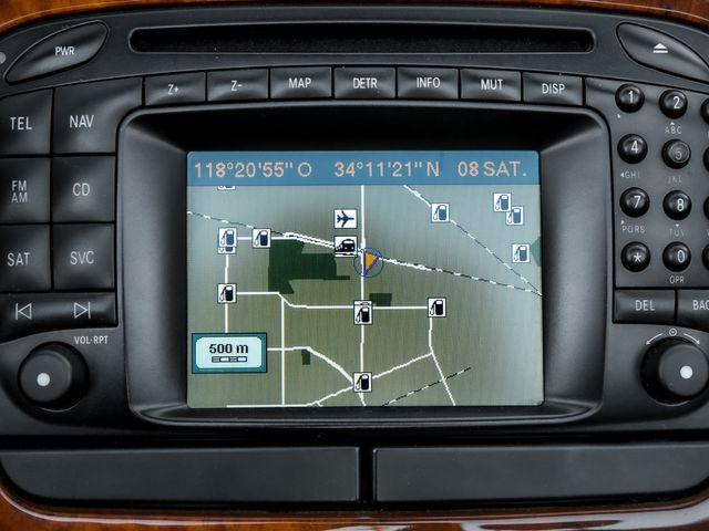 2004 Mercedes-Benz SL500 Burbank, CA 16