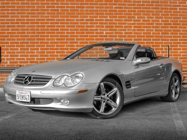 2004 Mercedes-Benz SL500 Burbank, CA 2