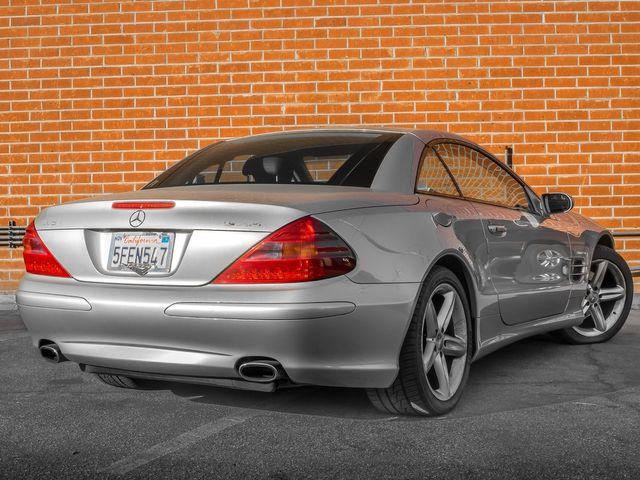 2004 Mercedes-Benz SL500 Burbank, CA 6