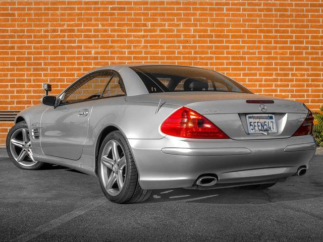 2004 Mercedes-Benz SL500 Burbank, CA 7