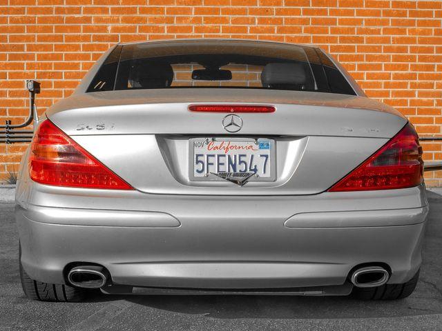 2004 Mercedes-Benz SL500 Burbank, CA 8