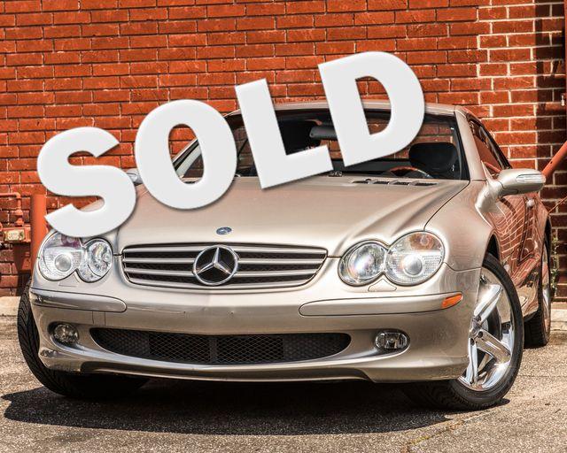 2004 Mercedes-Benz SL500 Burbank, CA 0