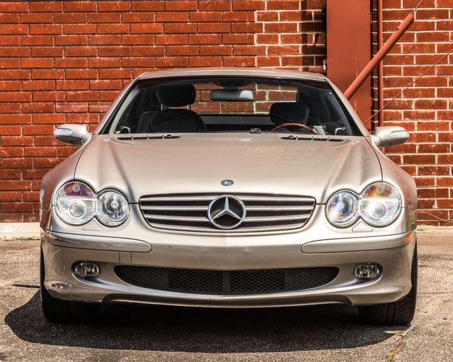 2004 Mercedes-Benz SL500 Burbank, CA 1
