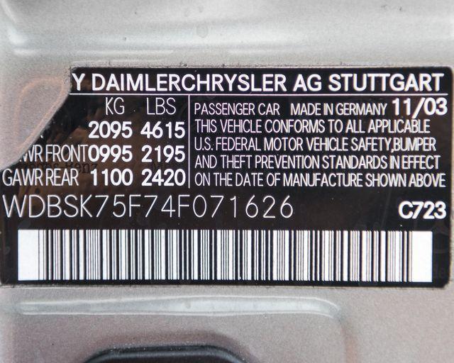 2004 Mercedes-Benz SL500 Burbank, CA 23