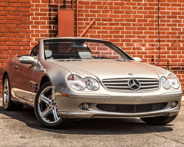 2004 Mercedes-Benz SL500 Burbank, CA 3