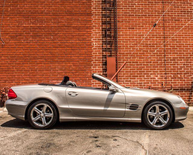 2004 Mercedes-Benz SL500 Burbank, CA 4