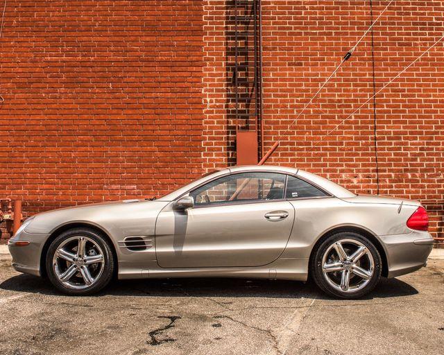 2004 Mercedes-Benz SL500 Burbank, CA 5