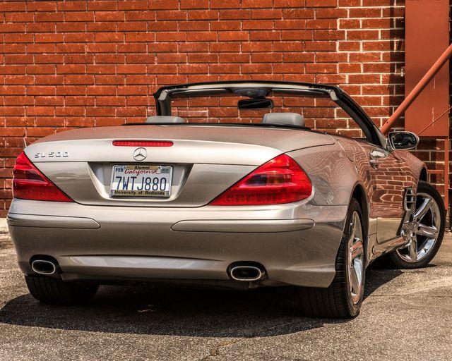 2004 Mercedes-Benz SL500 Burbank, CA 9