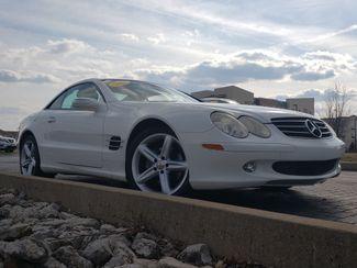 2004 Mercedes-Benz SL500  | Champaign, Illinois | The Auto Mall of Champaign in Champaign Illinois