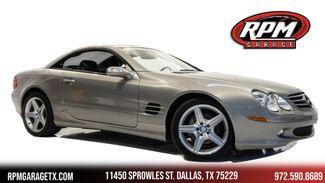 2004 Mercedes-Benz SL500 in Dallas, TX 75229