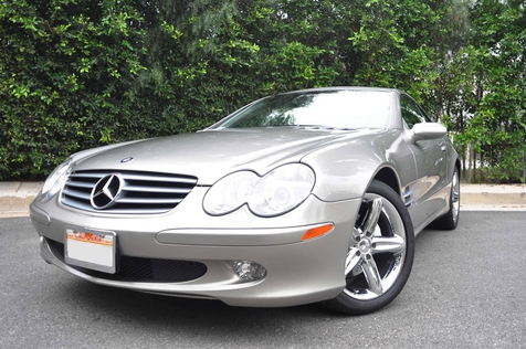 2004 Mercedes-Benz SL500 Only 30,000 Miles!, California Car in , California