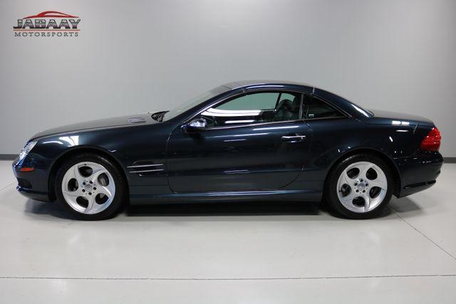 2004 Mercedes-Benz SL500 Merrillville, Indiana 25