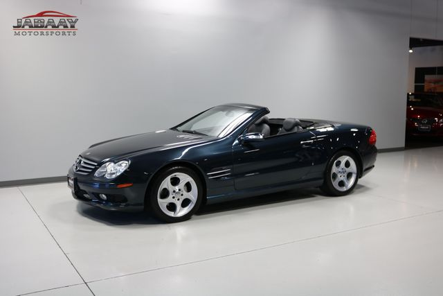 2004 Mercedes-Benz SL500 Merrillville, Indiana 32