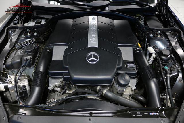 2004 Mercedes-Benz SL500 Merrillville, Indiana 8