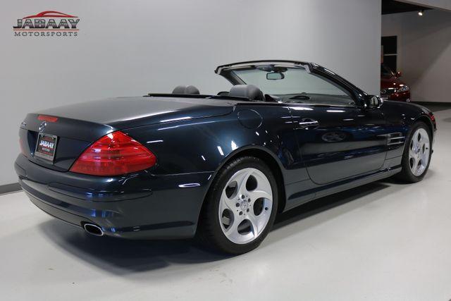 2004 Mercedes-Benz SL500 Merrillville, Indiana 4