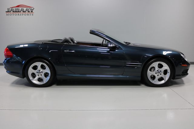 2004 Mercedes-Benz SL500 Merrillville, Indiana 5
