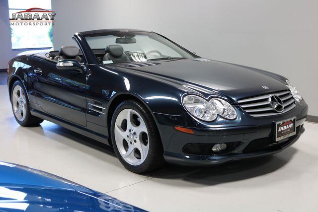 2004 Mercedes-Benz SL500 Merrillville, Indiana 6
