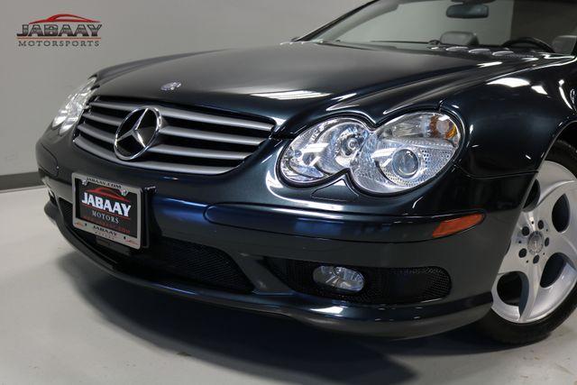 2004 Mercedes-Benz SL500 Merrillville, Indiana 28