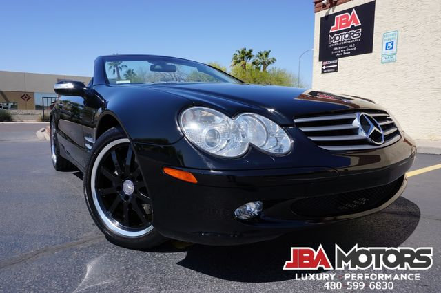 2004 Mercedes-Benz SL500 SL Class 500 Convertible ~ ONLY 48k LOW MILES