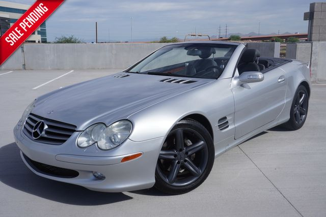 2004 Mercedes-Benz SL500 Roadster in Tempe, Arizona 85281