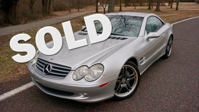 2004 Mercedes-Benz SL500 AMG Valley Park, Missouri