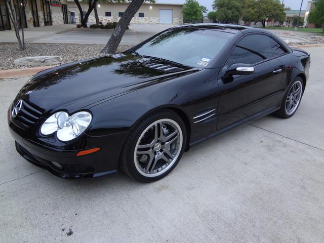 2004 Mercedes-Benz SL55 AMG Austin , Texas 15