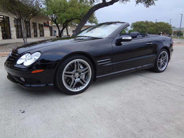 2004 Mercedes-Benz SL55 AMG Austin , Texas 9