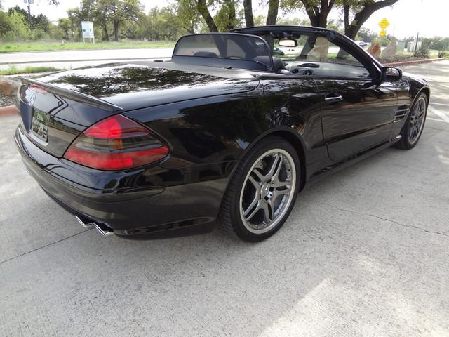2004 Mercedes-Benz SL55 AMG Austin , Texas 41