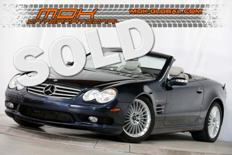 2004 Mercedes-Benz SL55 AMG - Extremely well maintained - 1 owner in Los Angeles