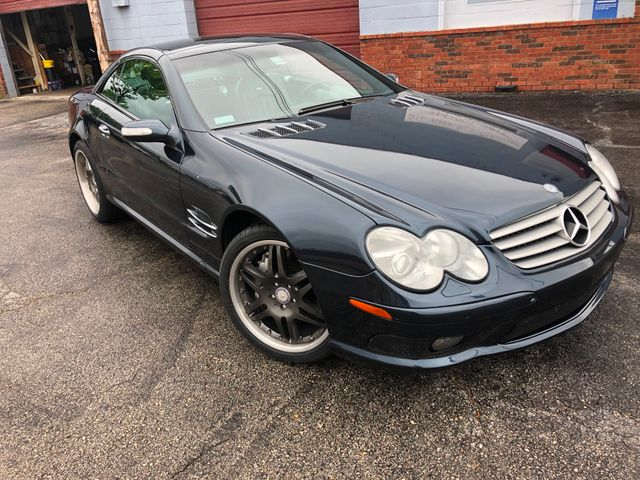 2004 Mercedes-Benz SL55 AMG Valley Park, Missouri 3