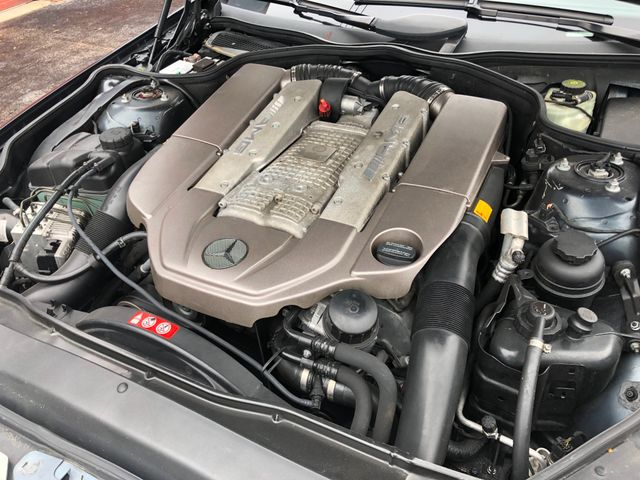2004 Mercedes-Benz SL55 AMG Valley Park, Missouri 11