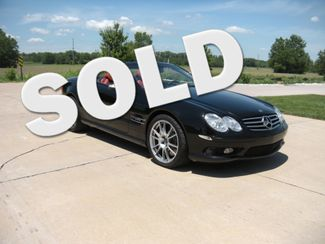 2004 Mercedes-Benz SL600 V12 TWIN TURBO Chesterfield, Missouri