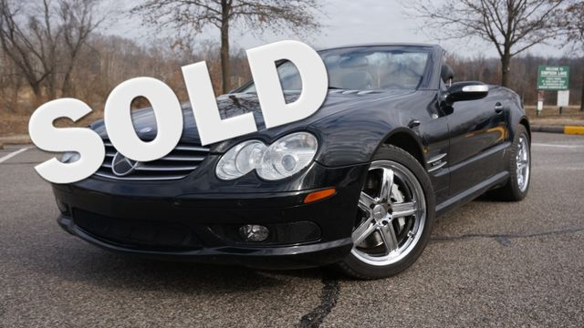 2004 Mercedes-Benz SL600 AMG Valley Park, Missouri