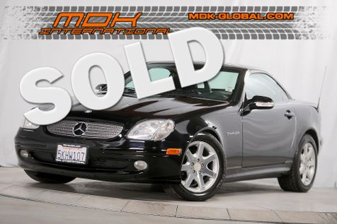 2004 Mercedes-Benz SLK230 - Only 52K miles since new in Los Angeles