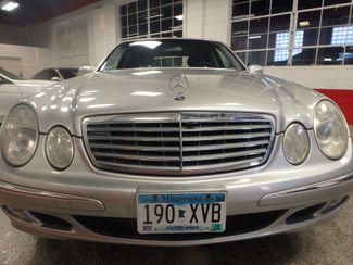 2004 Mercedes E320 4-Matic, LOW MILE, SPECIAL  ORDER SEDAN Saint Louis Park, MN 23