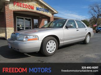 2004 Mercury Grand Marquis GS | Abilene, Texas | Freedom Motors  in Abilene,Tx Texas