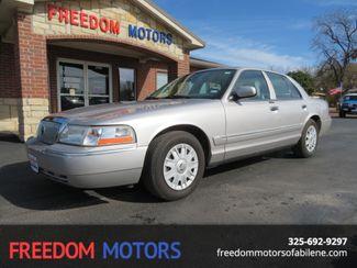 2004 Mercury Grand Marquis GS   Abilene, Texas   Freedom Motors  in Abilene,Tx Texas