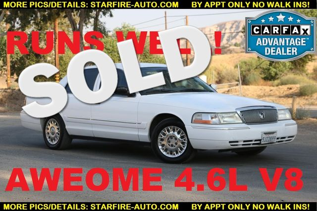 2004 Mercury Grand Marquis GS Santa Clarita, CA