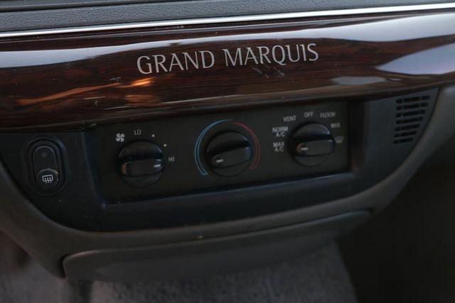2004 Mercury Grand Marquis GS Santa Clarita, CA 20