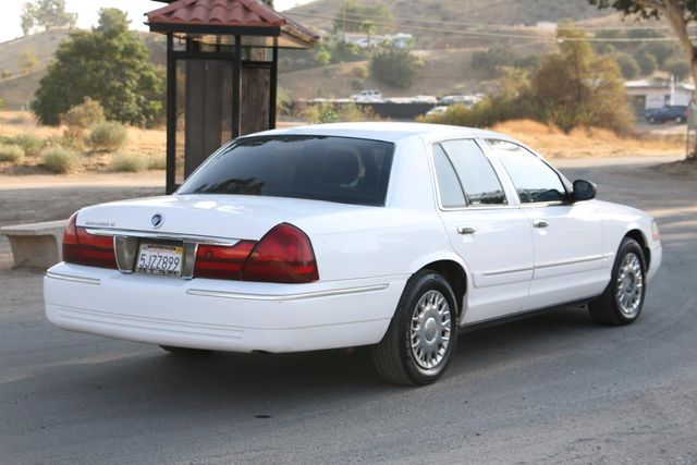 2004 Mercury Grand Marquis GS Santa Clarita, CA 6