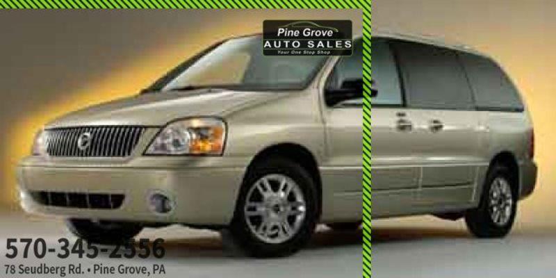 2004 Mercury Monterey Premier   Pine Grove, PA   Pine Grove Auto Sales in Pine Grove, PA