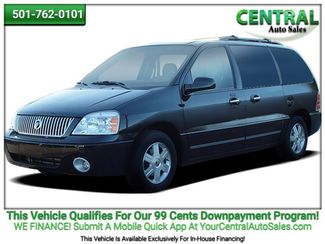 2004 Mercury MONTEREY/PW  | Hot Springs, AR | Central Auto Sales in Hot Springs AR