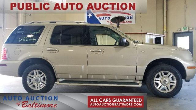 2004 Mercury MOUNTAINEER in JOPPA MD
