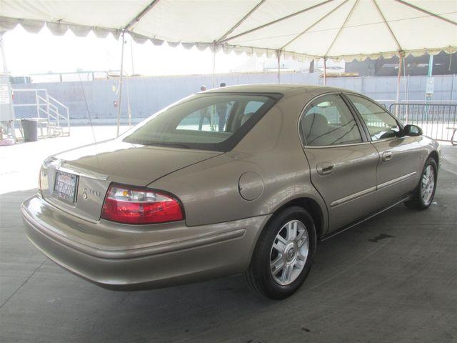 2004 Mercury Sable LS Premium Gardena, California 2