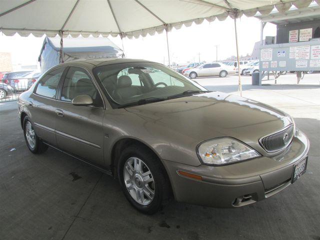 2004 Mercury Sable LS Premium Gardena, California 3